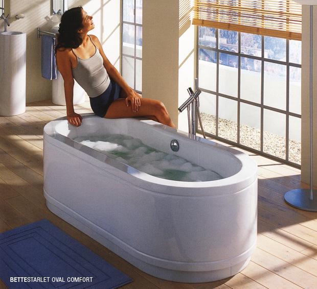 Vasche e piatti doccia in acciaio ritorno al passato o finalmente siamo arrivati nel futuro - Vasche da bagno in acciaio smaltato ...