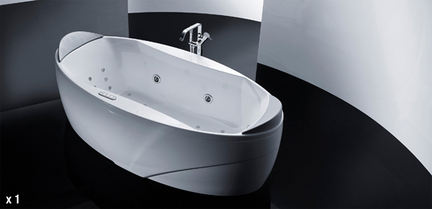 Elysium international design la linea top novellini for Novellini arredo bagno