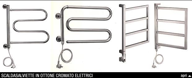 Radiatori scaldasalviette elettrici prezzi installazione for Cordivari claudia elettrico
