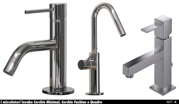 rubinetti_miscelatori_lavabo_con_e_senza_salterello_cerchio_e_quadro