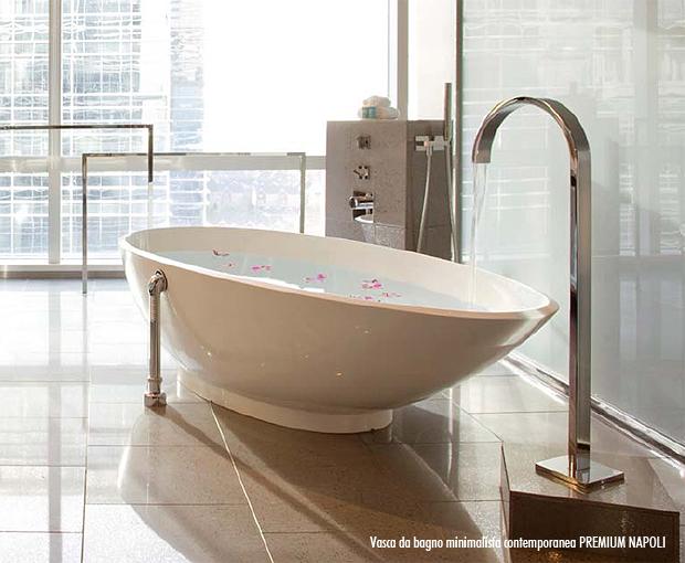 Vasca Da Bagno Incasso Ovale : Casa moderna roma italy: catalogo vasche da bagno