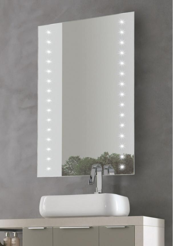 """Specchiere bagno LED, la """"Top Sellers"""" modello ACQUARIUS"""