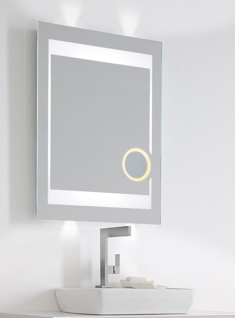 SintesiBagnoBlog presenta MIRA, specchio LED