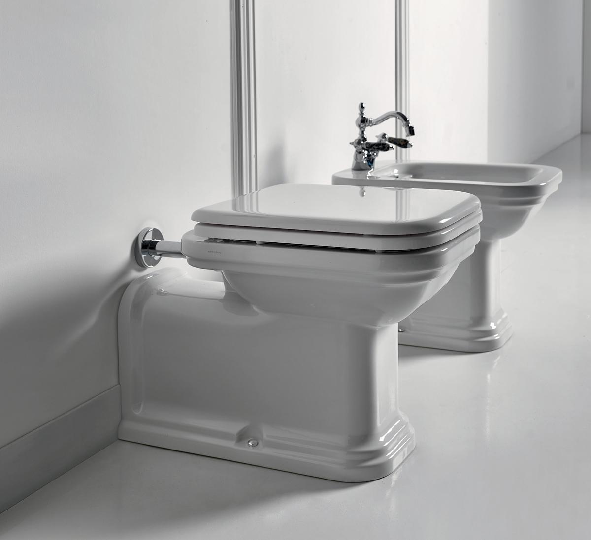 KERASAN sanitari serie WALDORF: IL LUSSO ENTRA IN BAGNO