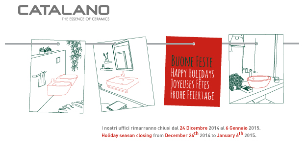 Catalano_Buone feste-Happy Holidays_2014