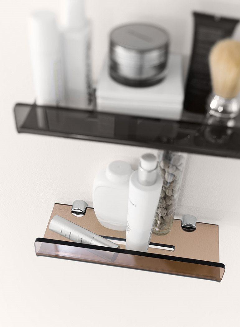 INDA serie AVENUE ambientazione accessori bagno