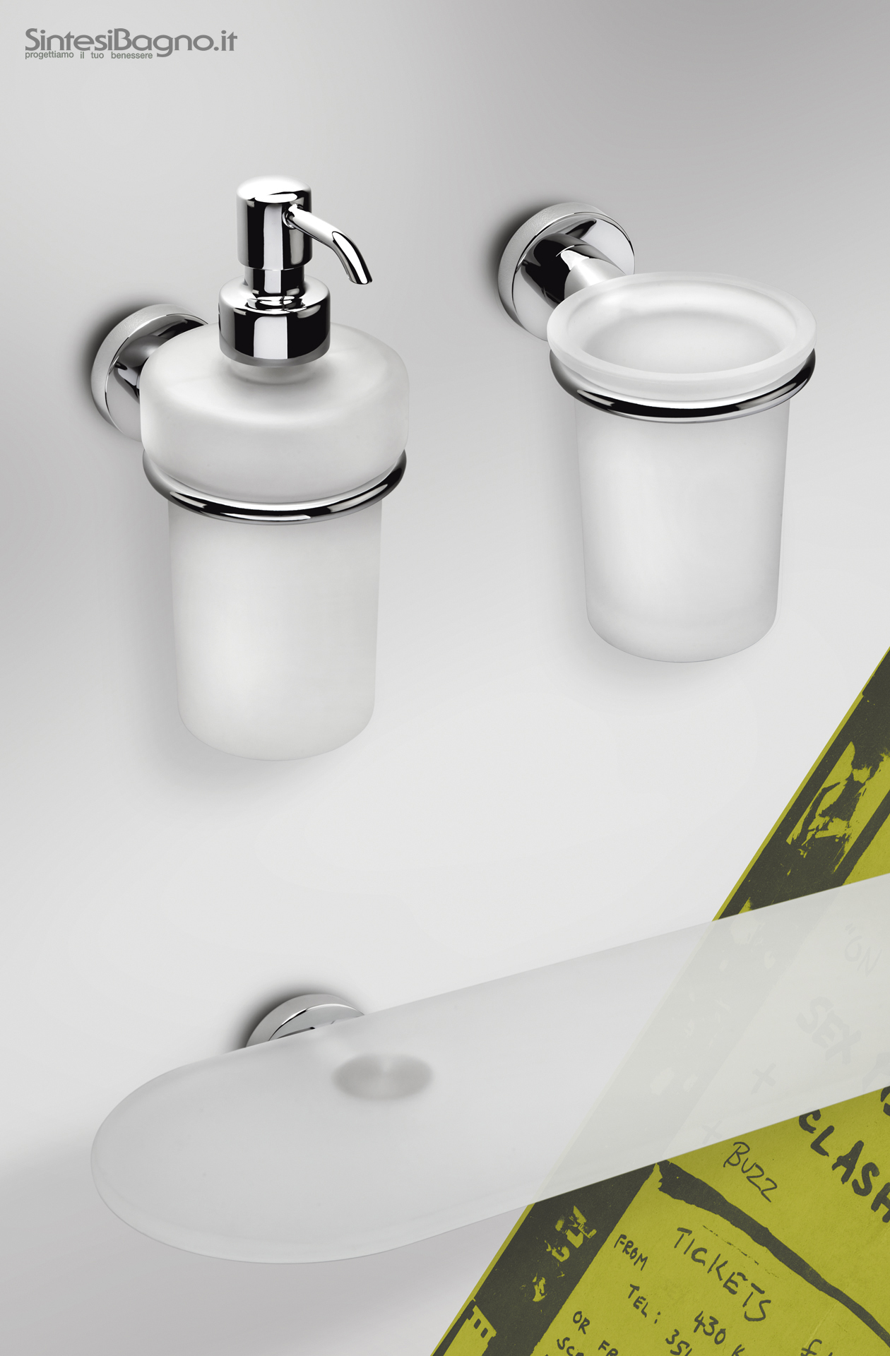 Accessori bagno economici colombo design serie basic for Accessori bagno online