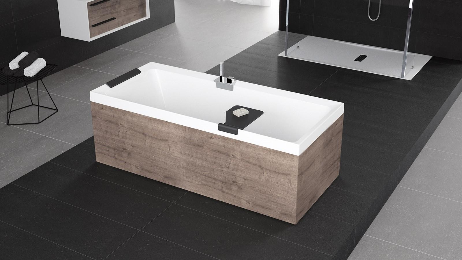 Vasca Da Bagno Nuova : La nuova vasca da bagno diva della novellini immersione nel