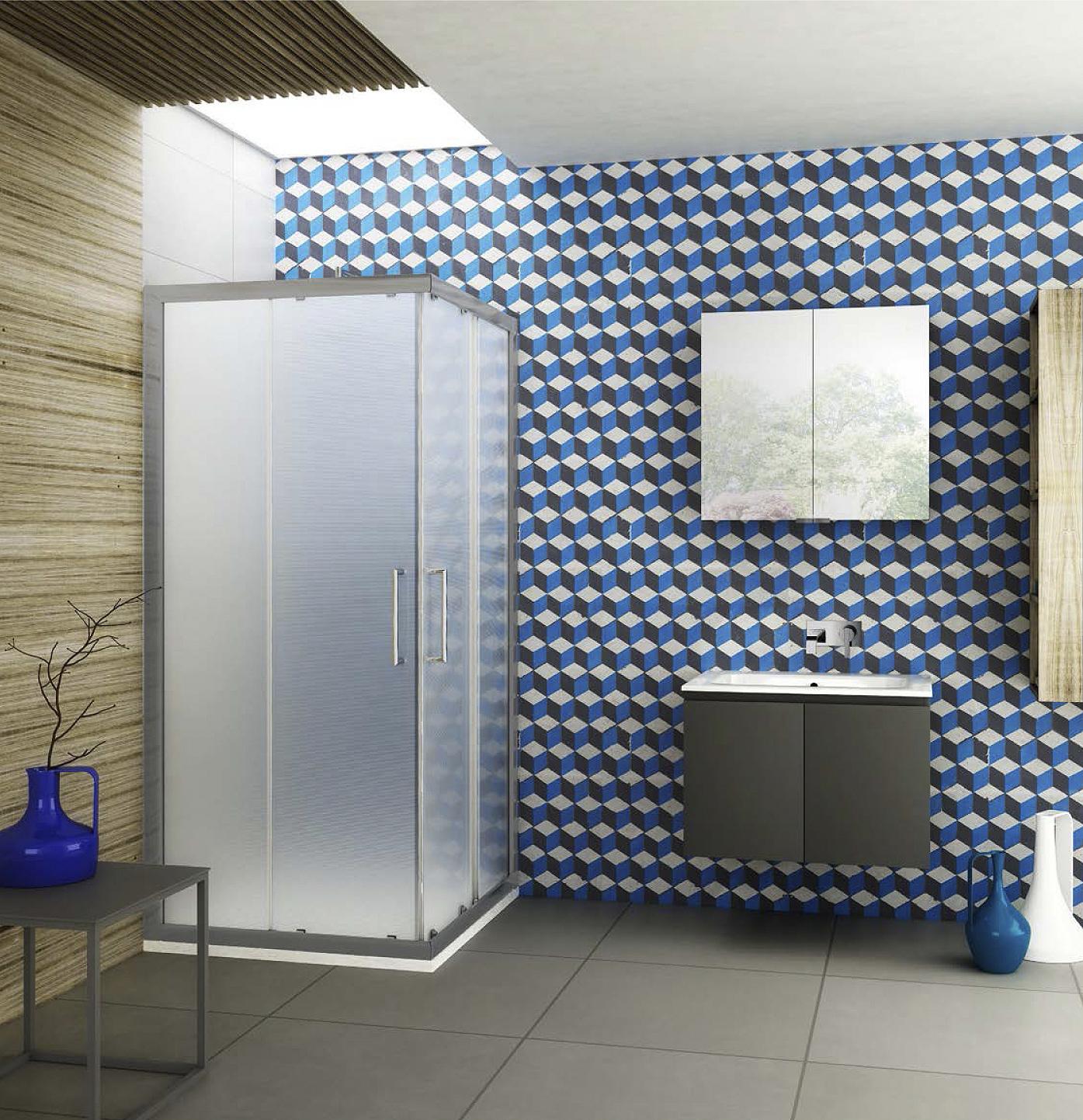 """Box e pareti doccia """"economici"""" (ma altissima qualità!) linea hera ..."""